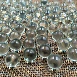 Wholesale Bb Accessories - 1000pcs glass bullet 6 7 8 9 mm Extra Hyaline Glass BB Bullets Ball Circular Particle Pellets Hunting Accessories
