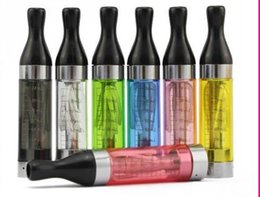 Wholesale Ego T2 V2 - hotsell t2 clearomizer 2.4 ml clearomizer kanger t2 v2 ego cc clearomizer kanger t3 clearomizer t2 for ego twist e cigarette