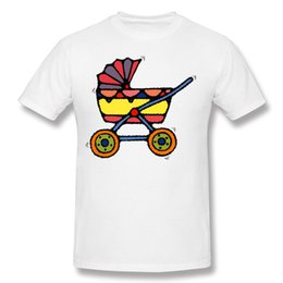 Wholesale T Shirt Cars Baby - Cartoon Baby Car Casual T Shirts 3XL Mens For Sale Mens Funky T Shirts Male Cotton Plus Size XS-XXXL Cheap Price