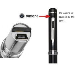 Wholesale Wholesale Surveillance Camera Dvr - 32GB Mini Spy Pen Camera Hidden DVR Surveillance HD 1920*1080 Video Record Camcorder