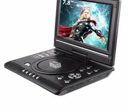 """Slot dvd online-Lettore TV portatile USB da 7,8 """"EVD DVD con slot per lettore di schede con fm / usb"""