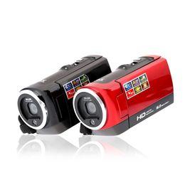 Wholesale Video Camera Minidv - karue Mini Portable 720P 30FPS HD Digital Camera 2.7'' LCD Screen 16MP 16X Digital Zoom Anti-shake Video Recorder DV Camcorder