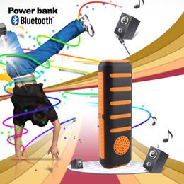 мобильный телефон факел Скидка Портативный 3 в 1 Bluetooth велосипед Hi-Fi мини спикер Power bank 5600mAh двойной светодиодный фонарик кемпинг Факел езда спикер для мобильных телефонов
