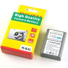 Wholesale Em1 Battery - 1600mAh BLN-1 BLN1 Camera Battery For OLYMPUS BCN1 BCN-1 E-M1 EM1 E-M5 OM-D E-P5 EM5 OMD EP5 Batteries bateria celular