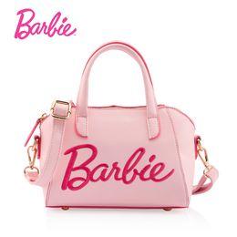 Wholesale Cheap Female Handbags - Barbie 2017 Popular Cheap Women Single Strap Bag Handbag Fashionable Modern Bag Female Sweet Bag with Large Capacity