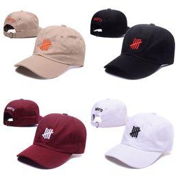 Wholesale 3d Letter Snapback - New Korean UND Summer Fashion Casual Snapback Cap Letter Baseball Cap Hip-Hop Fashion 3D Embroidery Hat