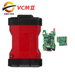 Wholesale ids ford scanner tool - VCM 2 ids car Diagnostic Scanner For Ford vcm ii for Mazda vcm2 V101 obd2 tool with A+ quality 2017 Top selling Free shipping