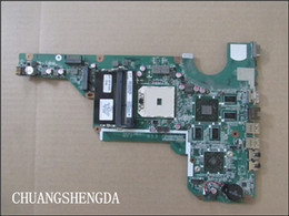 Wholesale Motherboard For Hp Pavilion G7 - 683030-001 683030-501 board for HP pavilion G4 G6 G7 g4-2000 g6-2000 g7-2000 laptop motherboard with amd DDR3 A70M chipset 7670 1G
