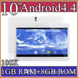 "Wholesale Phone Wifi Inch - 100X 10 10"" inch MTK6572 Dual Core 1.2Ghz Android 4.4 WCDMA 3G Phone Call tablet pc GPS bluetooth Wifi Dual Camera 1GB 8GB PB10A-5"