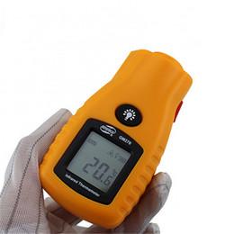 Thermomètre infrarouge de laser de Digital GM270 avec l'affichage d'affichage à cristaux liquides pour la plage de température d'utilisation industrielle -32 ~ 280 degrés ? partir de fabricateur