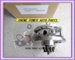 Turbocompresor gt1544v online-Turbo cartucho CHRA Turbocompresor GT1544V 740611-5002S 28201-2A100 740611-0003 Para HYUNDAI Matriz Getz KIA Cerato Rio D4FA 1.5L