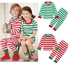 Canada Striped Christmas Pajamas Supply, Striped Christmas Pajamas ...