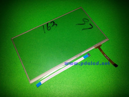 """Wholesale Resistance Touch Panels - Wholesale- wholesale"""" New 7"""" inch 4 wire Resistance TouchScreen 163mm*97mm 163*97mm GPS Touch screen digitizer lens panel Free shipping"""