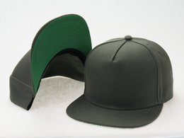 Wholesale Dark Green Top Hat - 2016 new fashion blank baseball caps snapback hats for men women sports hip hop cap brand sun hats cheap gorras top quality hats wholesale