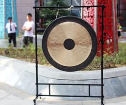 """Китайские традиционные инструменты чау Гун 100% ручной работы 18""""(45 см) с высоким качеством и профессиональные звуки hot sal от Поставщики железная отделка"""