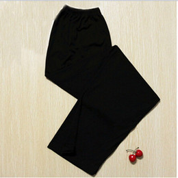 Wholesale Women Loose Lounge Pants - Wholesale-Soft cotton sleep pants women pajama pants autumn winter loose fleece lounge pants women's sleep and lounge pants Q474