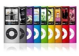 Wholesale Mp3 Mp4 Player Lcd Screen - LCD Screen MP3 MP4 Multi Media Video Player Music FM Radio With Retail Box