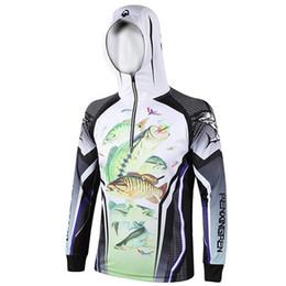 Argentina Al por mayor-marca hombre / mujer Anti UV / transpirable / ropa profesional de secado rápido para la pesca de malla de los hombres de la camisa de ropa más el tamaño M-5XL cheap clothes dryer sizes Suministro