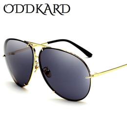 7fd7c60114c ODDKARD New Modern Fashion Men Sunglasses Hot Summer Vintage Brand Designer  Pilot Sun Glasses High Quality Premium Eyewear UV400