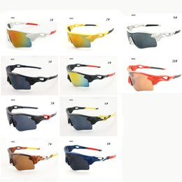 Wholesale Wholesale Rimless Sunglasses - 9052 streamlined outdoor riding sports glasses, multi-color optional sunglasses 2017 fashion high quality sunglasses wholesale free shoppi