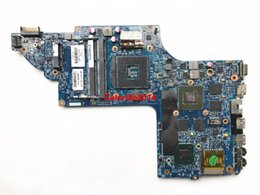Wholesale Pavilion Dv6 - For HP Pavilion DV6-7000 Series 682174-501 PGA989 GT650M 2GB DDR3 Laptop Motherboard Mainboard Working perfect