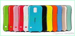 Wholesale S3 Mini Protective Covers - iFace Mall Soft Phone Case Dirtproof Protective Back Cover for samsung S3 S4 S5,note2 3 4, S3 mini,s4 mini,s5 mini,note3 mini 30pcs