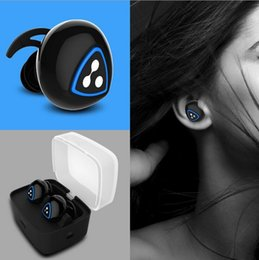 Wholesale Syllable Bluetooth Headset - Original Syllable D900S Noise Cancelling Bluetooth Headset CSR8670 Wireless Stereo Headset CSR 4.0 Syllable D900S Headphone High Quality