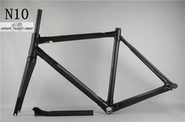 Wholesale Chinese Wheel Bike - Carbon fiber T800 road bike Frame DCRF03 N10 BSA chinese outstanding UD 3K weave frame 700C wheels