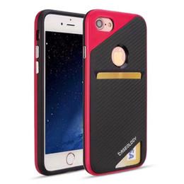 Comercio de iphone online-Para Iphone x 8 siguiendo de kandy para apple 6 plus fundas de armadura de acero móvil con borde de cubierta trasera ventas de comercio exterior