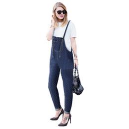 c2b56c6c051 5XL Plus Size Denim Pants Fashion Women Overalls 2016 Spring Summer New Style  Jeans Bib Pant Loose Pantalones Rompers Trousers