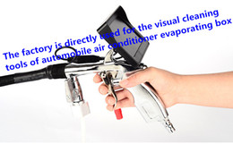 Wholesale Ice Air Conditioning - Convenient and visual car air conditioning cleaning