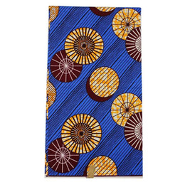 Wholesale Dress Fabric Textile - Pretty wax textile super African wax fabric for dress SWV3(6yards pc) free shipping
