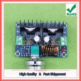 Wholesale High Voltage Dc Power - Free Shipping 3pcs M401 DC-DC step down Buck Module XL4016E1 High Power DC Voltage Regulator 8A converter board 0.2KG