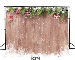 Wholesale Christmas Backdrops For Photography - Christmas 7X5ft camera fotografica backdrops vinyl cloth photography backgrounds wedding children baby backdrop for photo studio 10374
