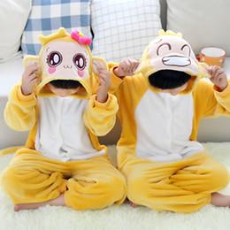 Wholesale Autumn Little Monkey - 2017 Hot Sale little Monkey Kids Animal Pajamas Cartoon Hoodies Cute Children Cosplay Costumes Unisex Onesie Sleepwear For Girls Boys