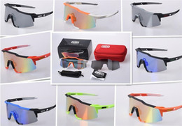Wholesale Ski Brands - Ski Goggles Brand 100 Speedcraft 100% Outdoor Sports Bicycle Sunglasses Bicicleta Gafas Ciclismo Cycling Glasses Eyewear A044
