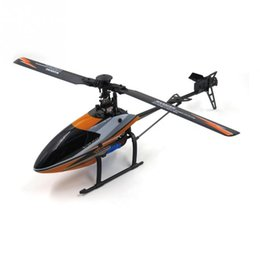 Wholesale Flybarless Helicopter Rtf - WLtoys V950 2.4G 6CH 3D6G 6-axis System Brushless Flybarless RC Helicopter RTF
