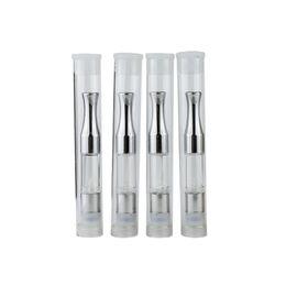 Wholesale Electronic Cigarette Disposable Kits - Empty disposable electronic cigarette g2 vape pen cartridge match bud touch battery starters kits .5 .8 1. ml CE3 vaporizers atomizer -02