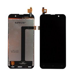 Wholesale Zopo C2 Screen - Wholesale- 100% Test For ZOPO ZP980 ZP980+ C2 C3 LCD Display With Touch Screen Digitizer Assembly Free Shipping