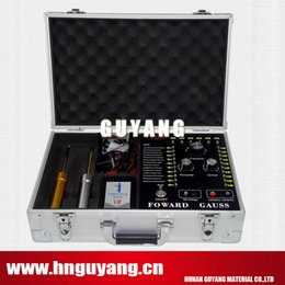 Wholesale Detector For Treasure - Hot Sale Free shiping! 70M and 1500M Long Range Gold Silver Copper Lead Tin Diamond Metal Detector VR5000 Good Partner for Treasure Hunter