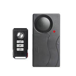Wholesale Free Windows System - Wireless Anti-Theft Remote Control Window Door Security Alarm System Magnetic Sensor Door Window Home Security Burglar Alarm Free Shipping