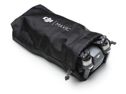 Wholesale Transport Bags - DJI Mavic Pro Aircraft Sleeve for Mavic Flip Drone Bags Original Accessories Parts Drone Camera Carrying Bag For Transporting
