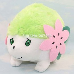 Wholesale Shaymin Plush - 20cm Shaymin Plush Doll Toy Stuffed Dolls Gifts For Children,1pcs pack