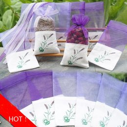 weihrauchspulen großhandel Rabatt 2017 neue fabrik direktverkauf Duftende Natürliche Lavendelknospen Getrocknete Blumen Deodorant Sachets, Ultra Blue Grade kostenloser versand