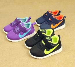 Wholesale Girl Hooks - lowest price!Autumn 2016 Baby First Walkers shoes children's sports shoes mesh shoes girl boy running shoes