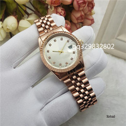 Wholesale Pulsera Reloj - New Couple model 2017 Luxury Women Men Dress Watches,Fashion Ladies Rhinestone Watch,Diamond Jewelry Wristwatches,Reloj de pulsera