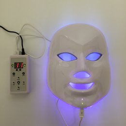 Wholesale Used Lighting Equipment - personal use 7 colors light pdt led lamp for skin care beauty equipment pdt mask