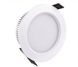 """Wholesale Angled Recessed Light - led downlight 2.5"""" 3"""" 4"""" 5"""" Led Recessed Downlights 9W 12W 15W 18W Dimmable Led Ceiling Down Lights 150 Angle AC 110-240V"""