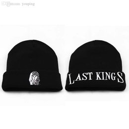 Wholesale Lk Beanies - Wholesale-2015 new LK beanie winter hats fashion hip hop hat and cap for men women cotton knitted Skullies wholesale Free Shipping cheap