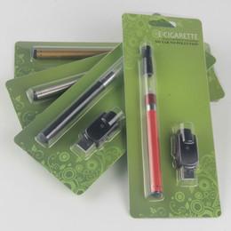 Wholesale Cartomizer Bud - BUD Touch O Pen Vape Pen CE3 Cartridge O-pen Tank Blister Kits E Cig Batteries CE3 Cartomizer E Cigarette Starter Oil CBD Kit